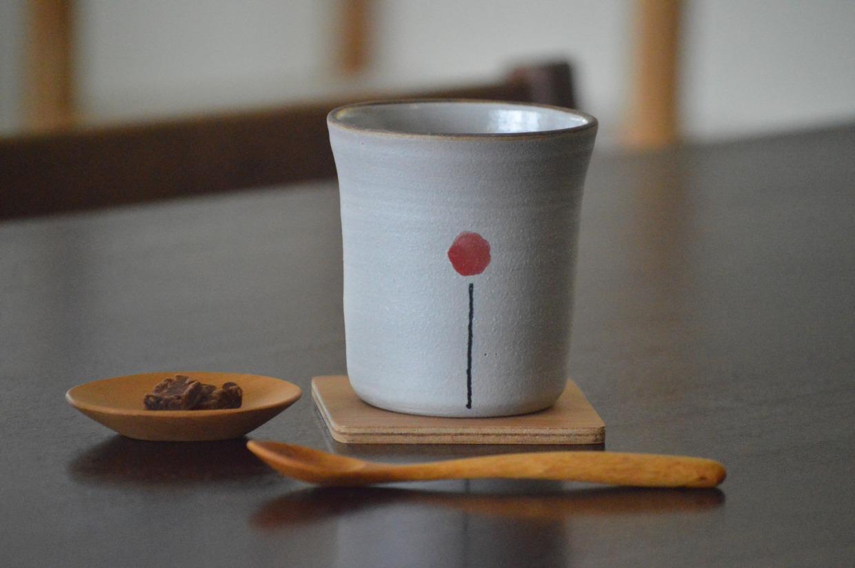 工房ことりの フリーカップ(バルーン白)