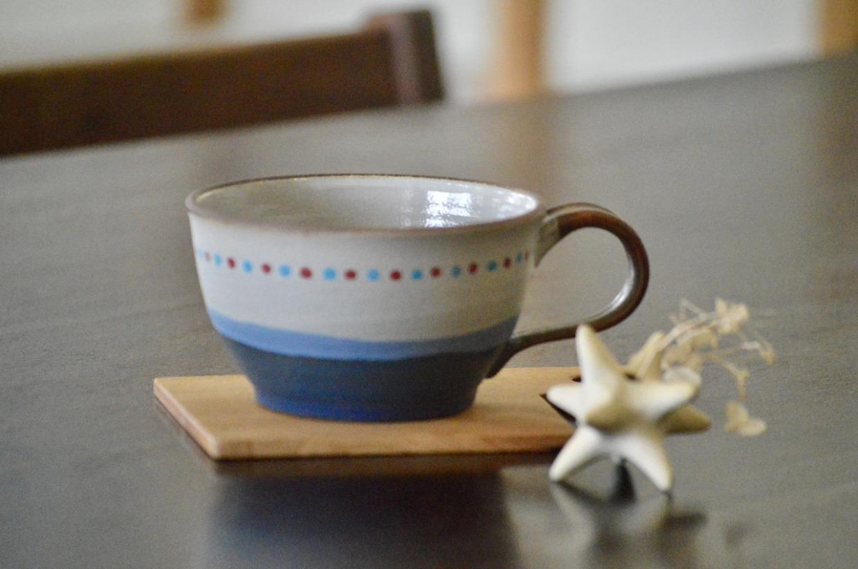 工房ことりの マグカップ(マリン・ボウル型)