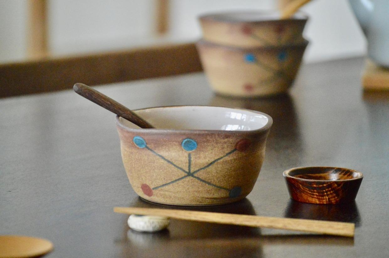 工房ことりの 豆鉢(バルーン)サイズS/L