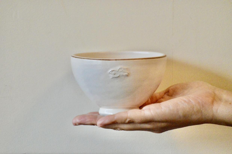 山ひつじ舎 スープ碗 (鳥)