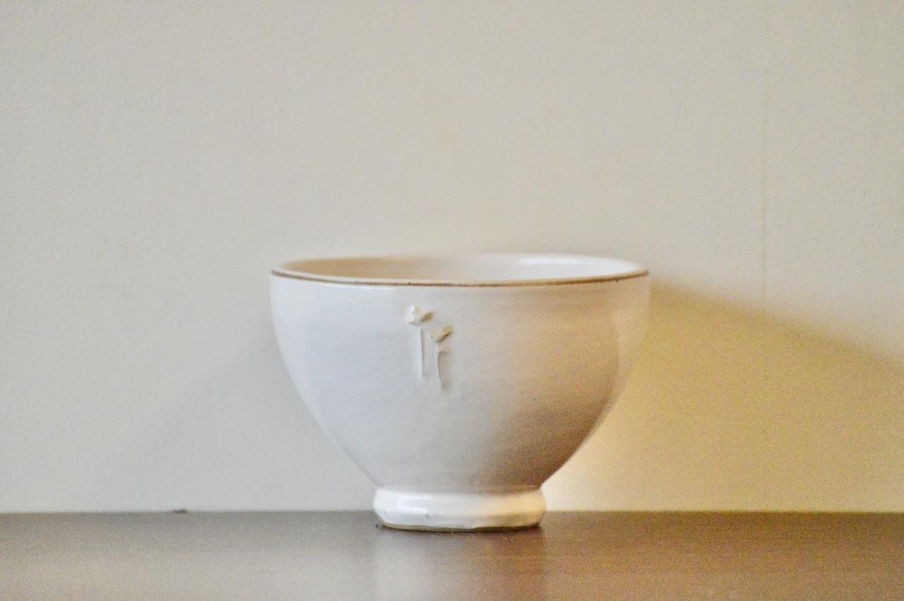 山ひつじ舎 スープ碗 (草)