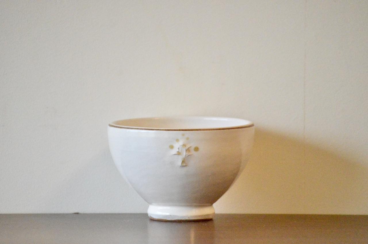 山ひつじ舎 スープ碗 (木)