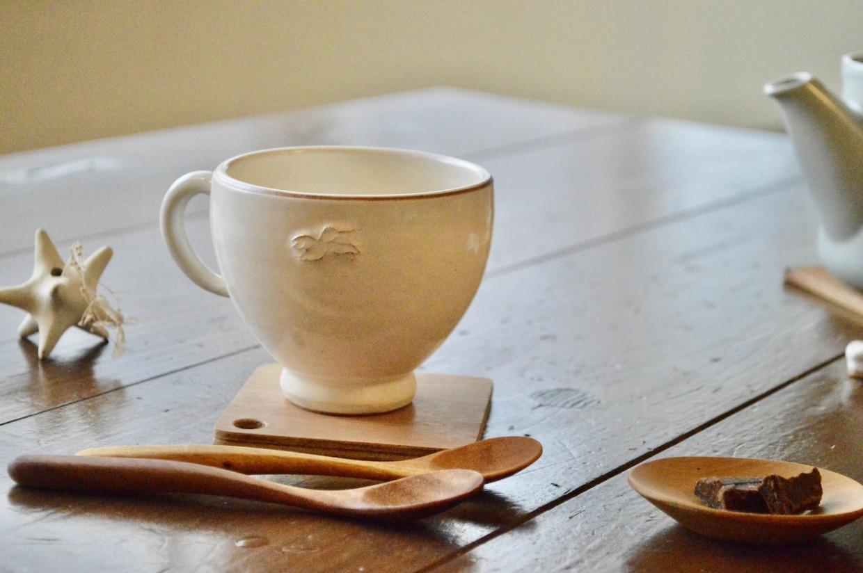山ひつじ舎 マグカップ (鳥)